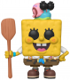 Funko POP Animation: SpongeBob The Movie- SpongeBob Squarepants with Gary