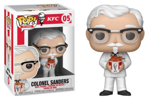 Funko POP Icons: KFC - Colonel Sanders