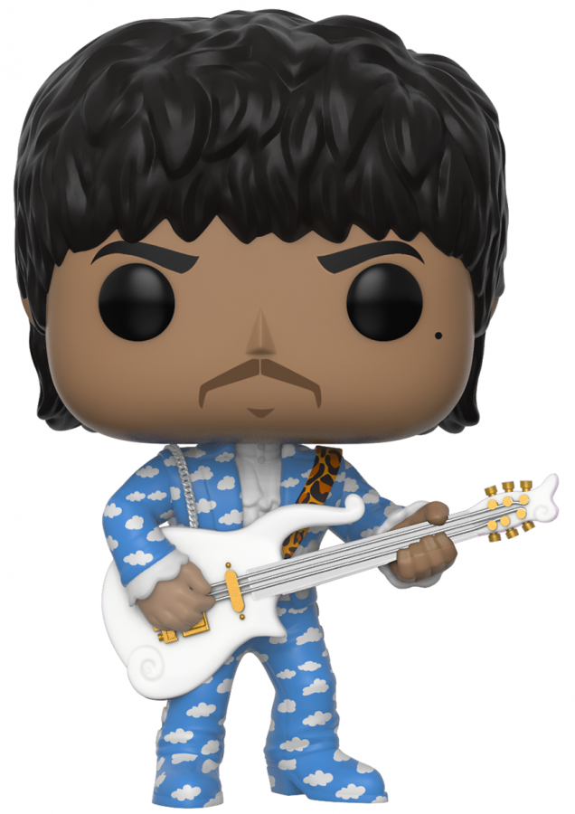 Funko POP Rocks: Prince (When Doves Cry)