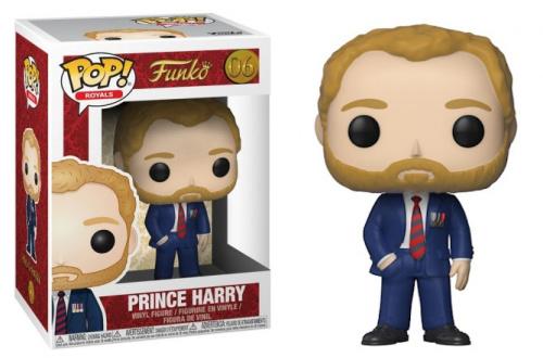 Funko POP Icons: Royal Family - Prince Harry