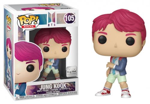 Funko POP Rocks: BTS - Jeon Jung-Kook