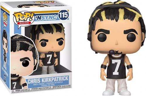 Funko POP Rocks: NSYNC - Chris Kirkpatrick