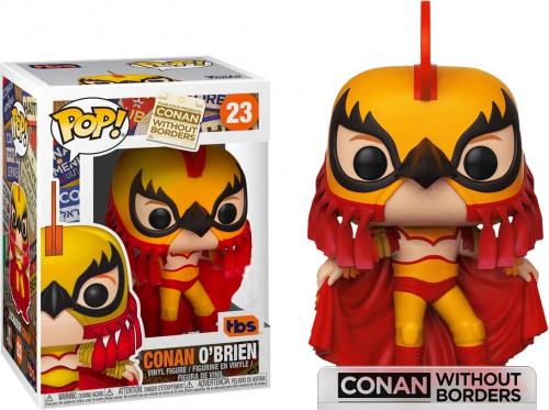 Funko POP Conan: Conan as Luchador