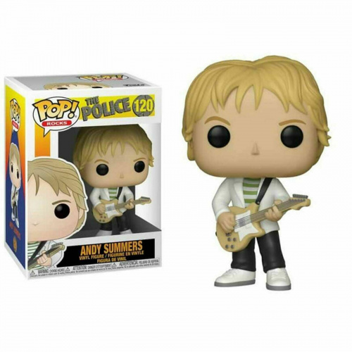 Funko POP Rocks: The Police - Andy Summers