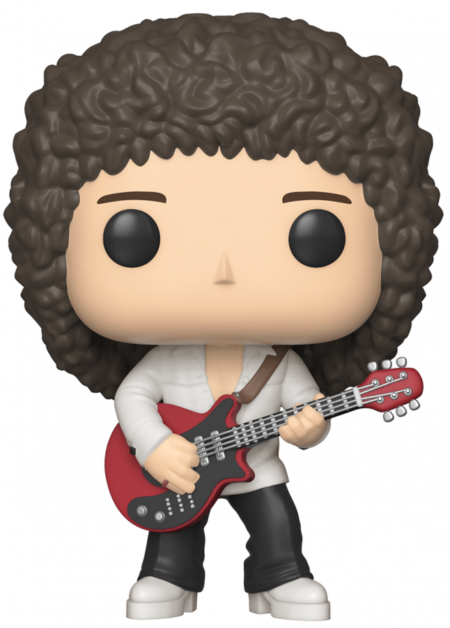 Funko POP Rocks: Queen - Brian May