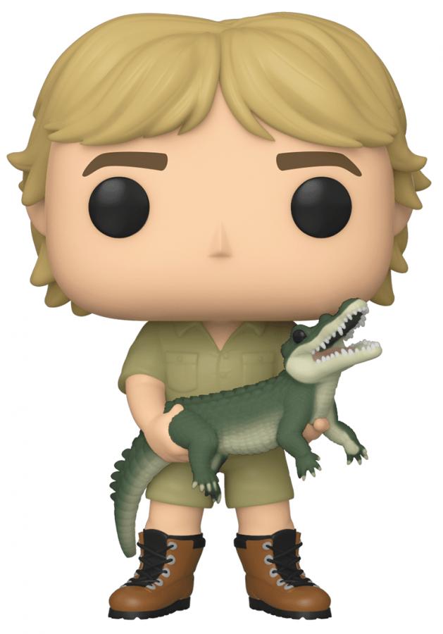 Funko POP TV: Crocodile Hunter - Steve Irwin (Chase Possible)