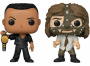 Funko POP WWE: The Rock and Mankind (Exclusive)
