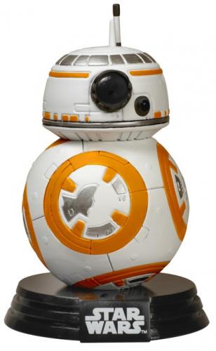 Funko POP Star Wars Bobble: E7 - BB-8