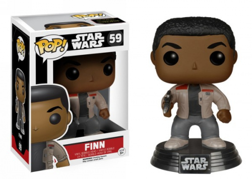 Funko POP Star Wars Bobble: E7 - Finn