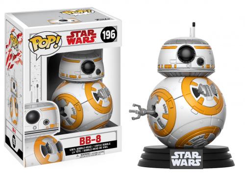 Funko POP Star Wars Bobble: E8 - BB-8
