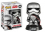 Funko POP Star Wars Bobble: E8 - Captain Phasma