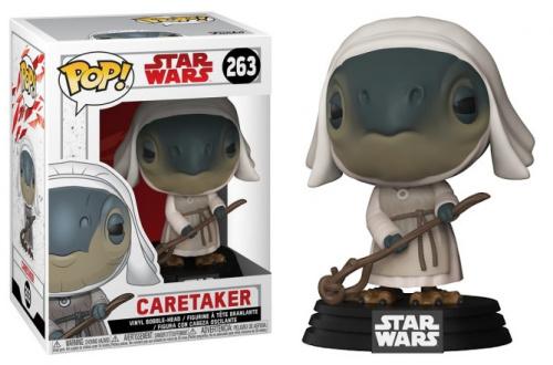 Funko POP Star Wars Bobble: E8 - Caretaker