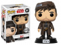 Funko POP Star Wars Bobble: E8 - DJ (Exc) (CC)