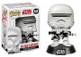 Funko POP Star Wars Bobble: E8 - First Order Flametrooper