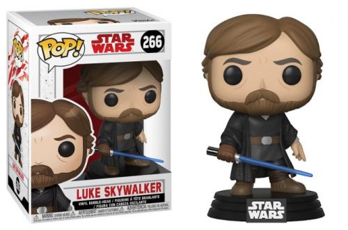 Funko POP Star Wars Bobble: E8 - Luke Skywalker (Final Battle)