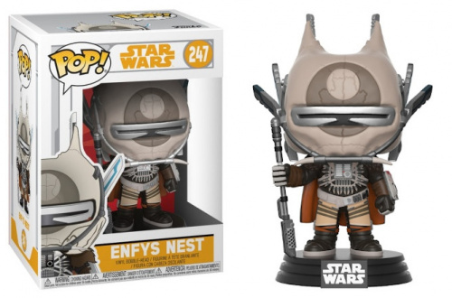 Funko POP Star Wars Bobble: Solo - Enfys Nest