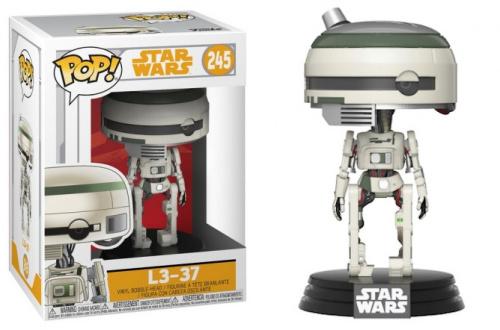 Funko POP Star Wars Bobble: Solo - L3-37