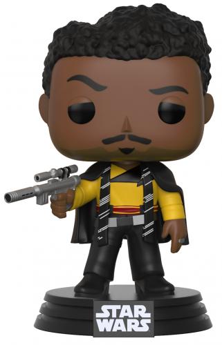 Funko POP Star Wars Bobble: Solo - Lando Calrissian