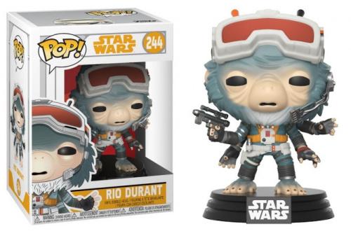 Funko POP Star Wars Bobble: Solo - Rio Durant