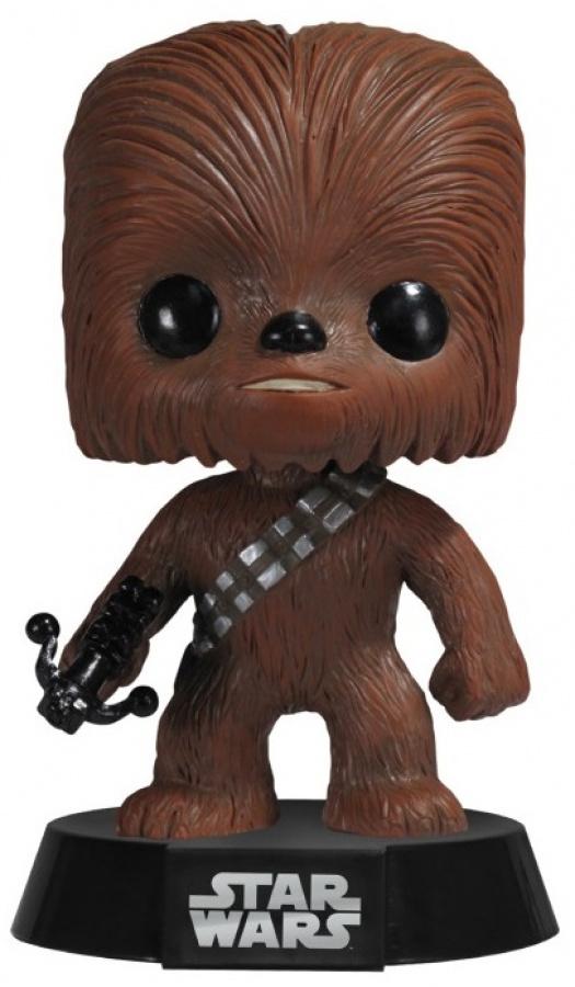 Funko POP Star Wars: Chewbacca