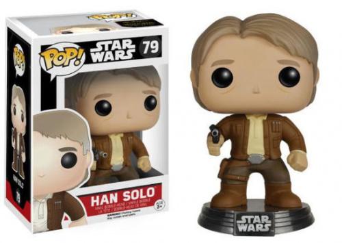 Funko POP Star Wars: EP7 - Han Solo
