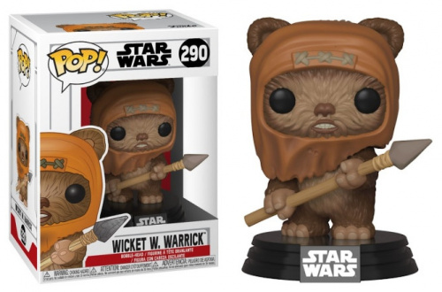 Funko POP Star Wars: Wicket