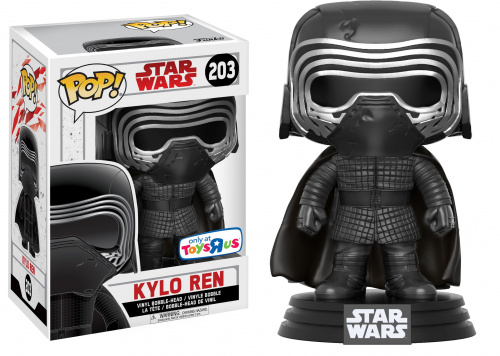 Funko POP Star Wars Bobble: E8 - Masked Kylo Ren (Exc) (CC)