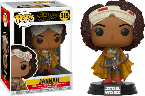 Funko POP Star Wars: EP9 - Jannah