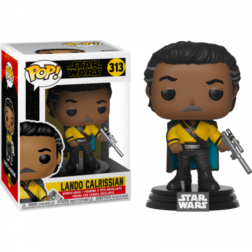 Funko POP Star Wars: EP9 - Lando Calrissian