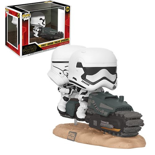 Funko POP Movie Moment: SW EP9 - First Order Tread Speeder