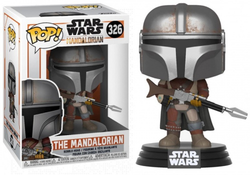 Funko POP TV: SW The Mandalorian - The Mandalorian