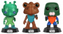 Funko POP Bobble 3-Pack: Star Wars - Greedo, Hammerhead, Walrus Man (Exclusive)