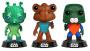 Funko POP Bobble 3-Pack: Star Wars - Greedo, Hammerhead, Walrus Man (Exclusive)