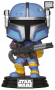 Funko POP TV: Star Wars The Mandalorian - Heavy Infantry Mandalorian