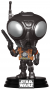 Funko POP TV: Star Wars The Mandalorian - Q9-Zero