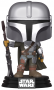 Funko POP TV: Star Wars The Mandalorian - The Mandalorian (Final)