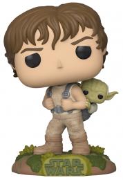 Funko POP Star Wars: The Empire Strikes Back: Luke Skywalker & Yoda