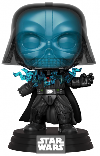 Funko POP Star Wars: Darth Vader (Electrocuted)
