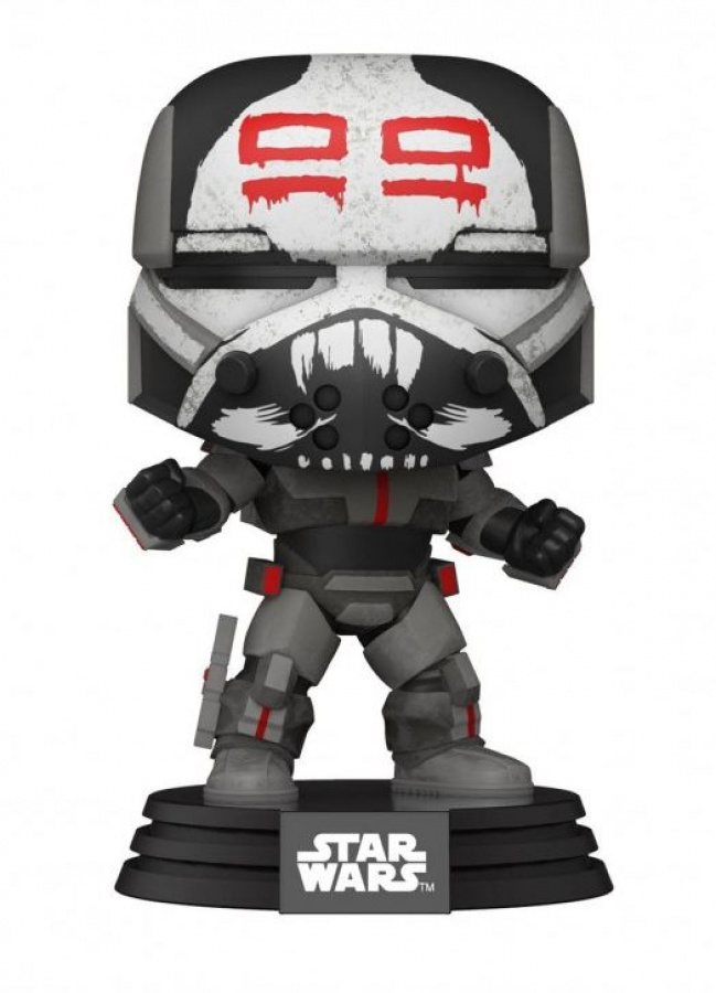 Funko POP Star Wars: The Clone Wars - Wrecker