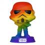 Funko POP Star Wars: Pride - Stormtrooper (Rainbow)