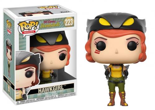 Funko POP DC: Bombshells - Hawkgirl