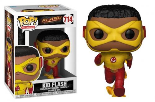 Funko POP TV: The Flash - Kid Flash