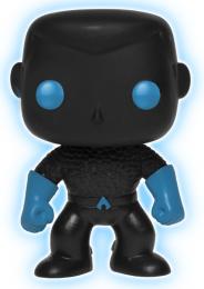 Funko POP: DC Justice League - Aquaman Silhouette GITD (Exc) (CC)