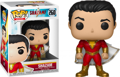 Funko POP Heroes: Shazam! - Shazam