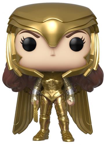 Funko POP: Wonder Woman 1984: Wonder Woman (Golden Armor)