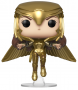 Funko POP: Wonder Woman 1984: Wonder Woman (Golden Armor Flying)