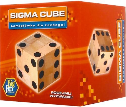 Sigma Cube - Łamigłówka dla każdego