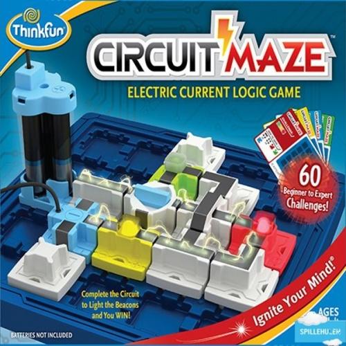 Labirynt układów (Circuit Maze)