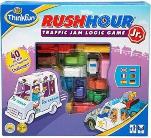 Godziny szczytu Jr. (Rush Hour Jr.)