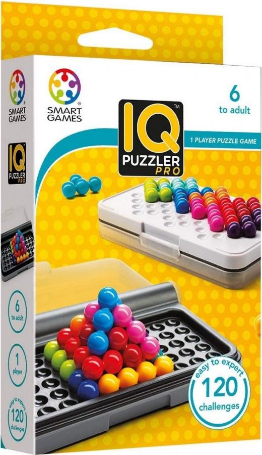Smart Games - IQ Puzzler Pro (edycja międzynarodowa)